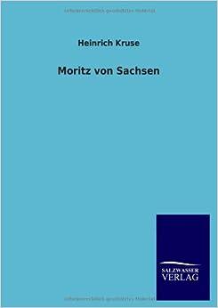 Book Moritz von Sachsen