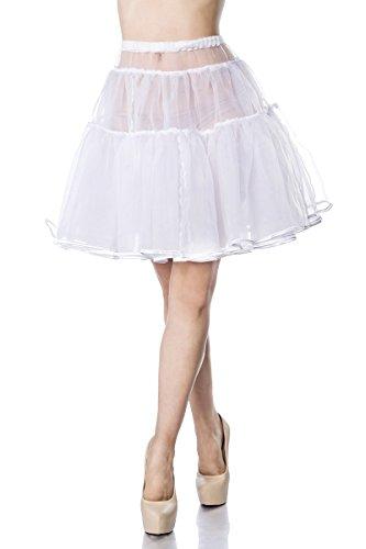 Blanc Jupe Belsira Belsira Jupe Femme Femme Blanc xYvRzqwF