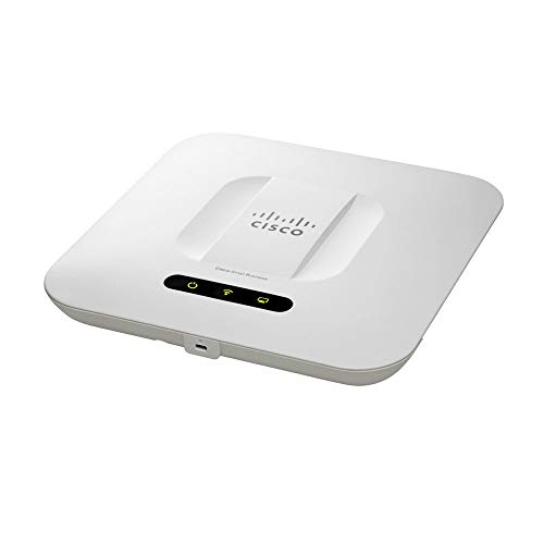 - Cisco (WAP561-A-K9) Wireless-N Dual Radio Selectable-Band Access Point with Single Point Setup