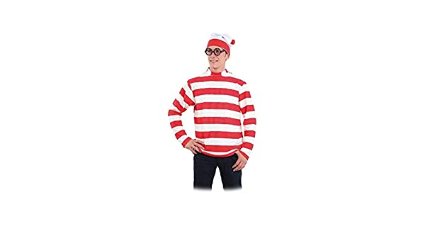 DISBACANAL Disfraz Wally, Camiseta y Gorro - -, XL: Amazon.es ...