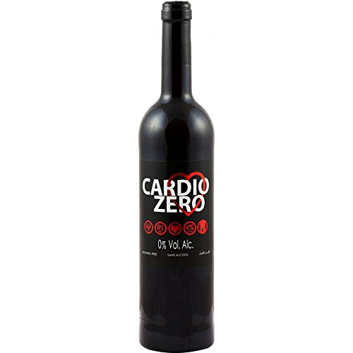 Élivo Cardio Zero Red Non-Alcoholic Red Wine 750ml ()