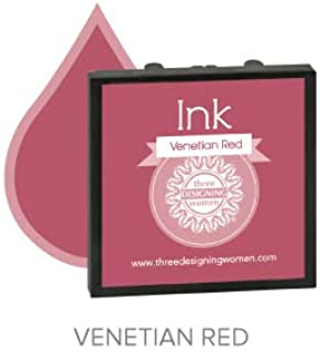 product image for Three Designing Women - Replacement Ink Pad (Venetian Red)