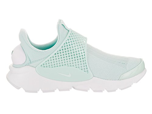 Nike Womens Dock Dart Running Shoe Glacier Blue / White