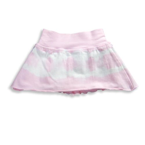 U Go Girl - Baby Girls Skort, Pink, White 14537-6Months