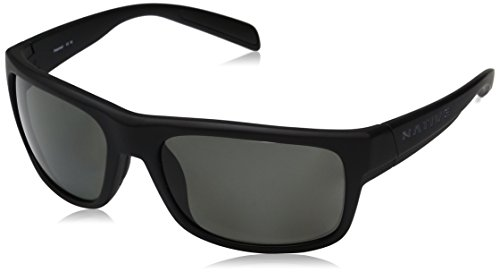 Native Eyewear Ashdown, Matte Black, Gray