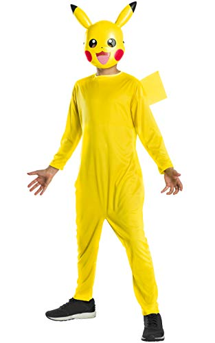 Rubie's Pokemon Child's Pikachu Costume, Medium