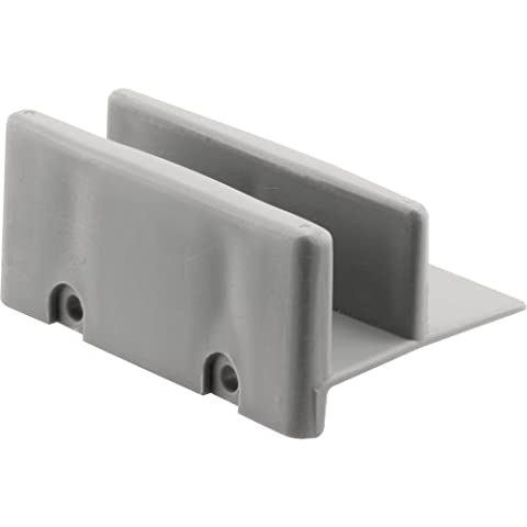 Prime-Line Products M 6192 Shower Door Bottom Guide Assembly,(Pack of 2) - Shower Door Bottom Guide