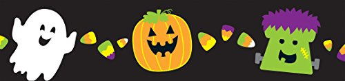 Halloween Straight Borders -