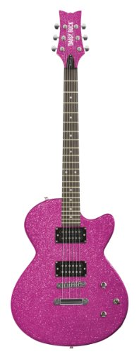 (Debutante Rock Candy Guitar, Atomic Pink)