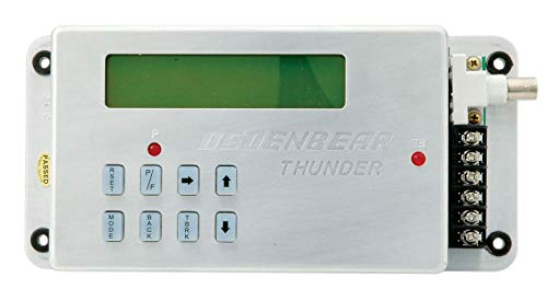 Dedenbear T1 Delay Box Thunder Digital Illuminated Crossover Delay Steel - Dedenbear Delay Box