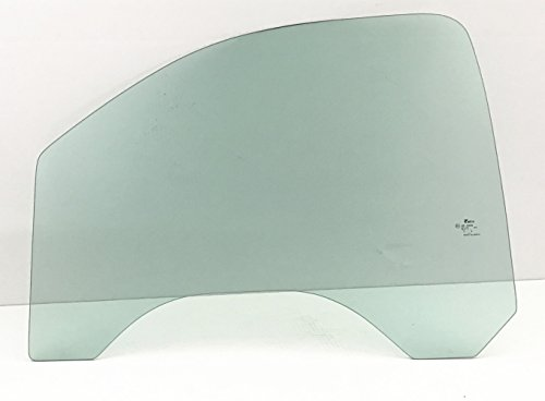 (NAGD Fits 2007-2011 GMC Sierra & Chevrolet Silverado Pickup (C1500 C2500 C3500 K1500 K2500 K3500) Driver Side Left Front Door Window Glass OEM)