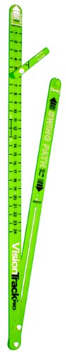 Medicus VisionTrackPRO Swing Trainer, Lime Green