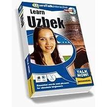 Talk Now! Learn Uzbek: Beginning Level (PC & Mac)