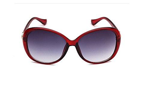 para Unisex UV400 Hombres Mujeres diseño Mujer Wicemoon de y Gafas para protección Retro Sol ARwYtwx