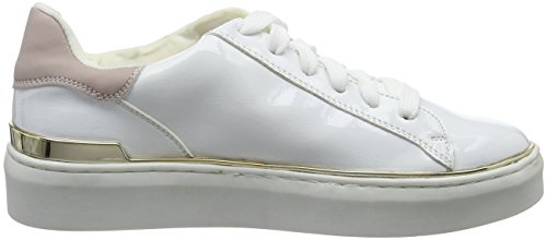 Blink blane, Baskets Basses Femme, 36 EU Blanc - Weiß (Off White 05)