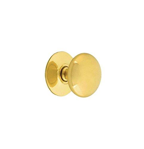 Polished Brass Finish Cabinet - 6