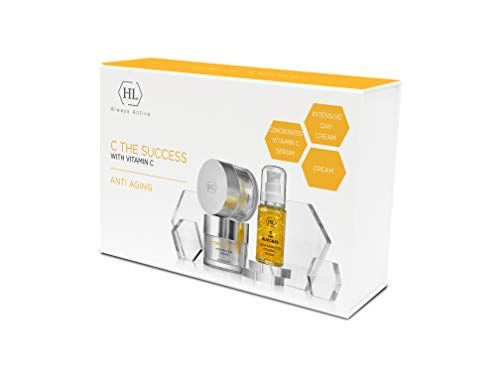 HL C the Success -NEW!!! Anti Aging Home Kit: Serum, Intensive Day cream and Nourishing Night Cream all with concentrated Vitamin C
