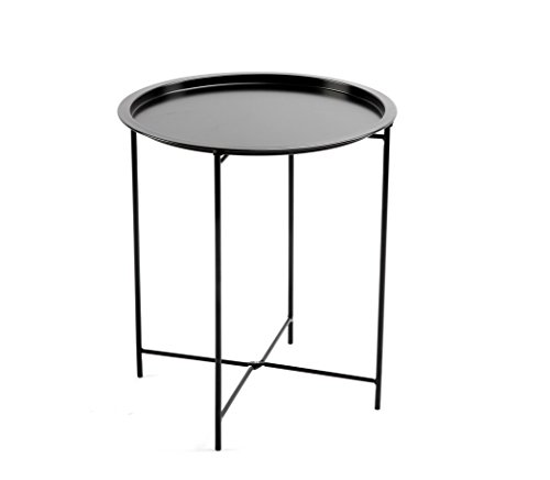 black tray table - 6