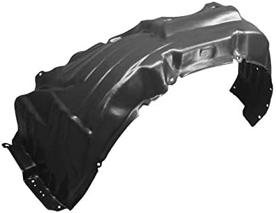 Perfit Liner New Replacement Parts Front Left Driver Side Fender Liner Inner Panel Splash Shield Yaris Fits TO1248168 5380652070
