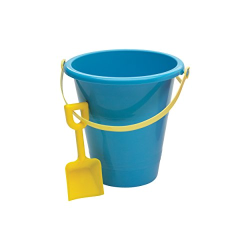 "American Plastic Toys 8"" Pail and Shovel - Colors May Vary"