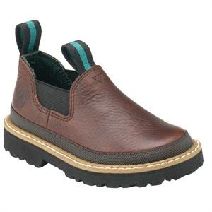 Georgia Boot Baby GR14 Ankle Boot, Soggy Brown, 4 M US - Us Woodbury