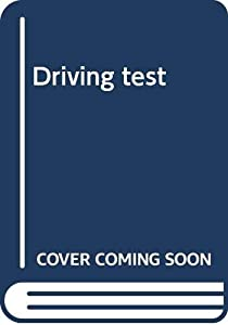 Paperback The driving test Book