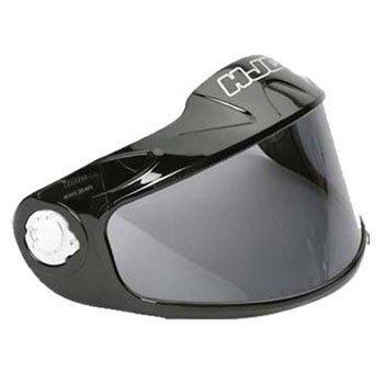 HJC Dual Lens Fog Free Shield FG-8 Snocross Snowmobile Helmet Accessories - Color: Smoke