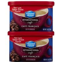 Maxwell House International Cafe Francais   7 6 Oz   2 Pk