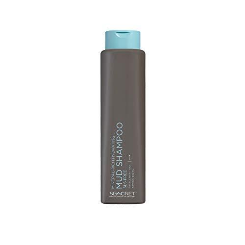 SEACRET Mineral-Rich Hydrating Mud Shampoo