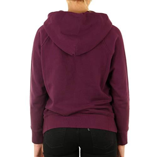 Con Capucha Violeta W Levi's Sportswear Sudadera w1Xq6XtcI