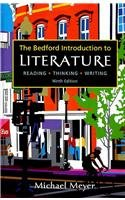 Bedford Introduction to Literature 9e & VideoCentral for Literature