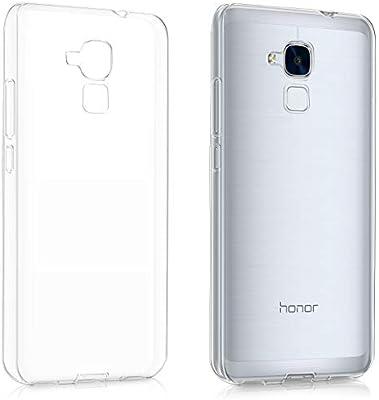 kwmobile Funda compatible con Huawei Honor 5C: Amazon.es: Electrónica