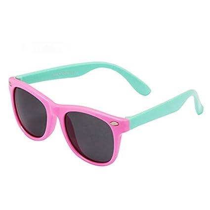 TL-Sunglasses HD Gafas de Sol niño Gafas de Sol polarizadas Polaroid Gafas de Sol