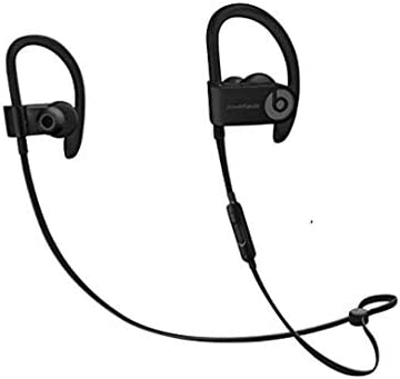 Powerbeats3 Wireless in-Ear Stereo Headphones Bluetooth – Black Refurbished Grad A Guarantee Quality Performance 30 Days Warranty by SABBY TECH