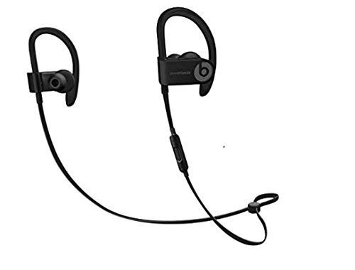 Powerbeats3 Wireless in-Ear Stereo Headphones Bluetooth - Black (Refurbished Grad A) | Guarantee Quality & Performance | 30 Days Warranty by SABBY TECH