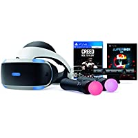Sony PlayStation VR Creed: Rise to Glory and SUPERHOT VR Bundle (PS4)