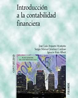 Introduccion a la contabilidad financiera/ Introduction to Financial Accounting (Economia Y Empresa) (