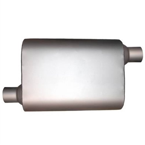 Jones Exhaust Fb2443 2.25 Offset Full Boar Muffler