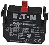 EATON CUTLER HAMMER E22B1 CONTACT BLOCK, 1NC, 10A, SCREW