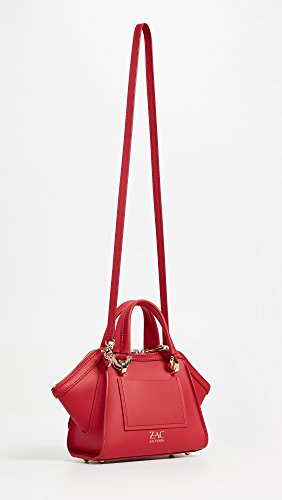 Mini Handle ZAC Red Iconic Posen Eartha Zac Double BxZZqaYI