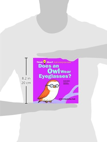 does an owl wear eyeglasses think about