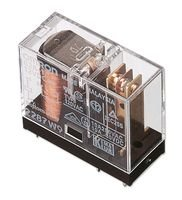 RELAY, DPDT, 250VAC, 30VDC, 10A G2RK25DC By OMRON ELECTRONIC COMPONENTS G2RK25DC-OMRON ELECTRONIC COMPONENTS