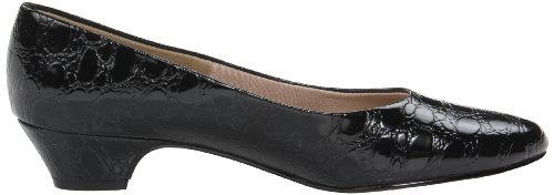 Pump II Croco Soft Women's Black Style Angel xgURS