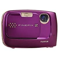 Fujifilm FinePix Z30 10MP Digital Camera with 3x Optical Zoom (Violet) - FUJZ30LK Key Pieces Review Image