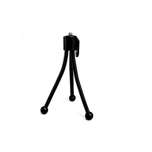 Mini Tripod - 1 Piece Monocular Camera Telescope Mini Tripod 1/4 Standard Interface Metal Material Portable Universal Flexible