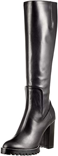 Hugo Bottes 001 c Black Noir Boot Camden Hautes Femme wtrtpaq