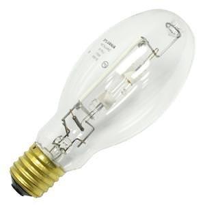 Osram Metal Halide (OSRAM SYLVANIA GIDDS-2490960 2490960 Metalarc Metal Halide Lamp, Ed28, 175W, 132V s, E39 Mogul, Clear, Universal Burn)