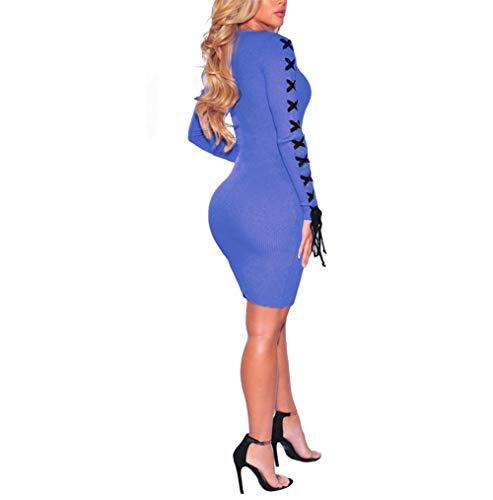 Fines Blue Fourreau YUCH Jupe Bretelles BwHAtW4XSq