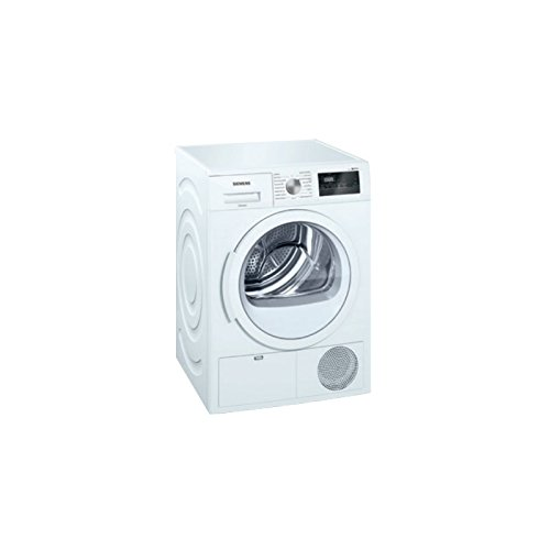 Siemens iQ300 WT45N200ES Independiente Carga frontal 7kg B Blanco - Secadora (Independiente, Carga frontal