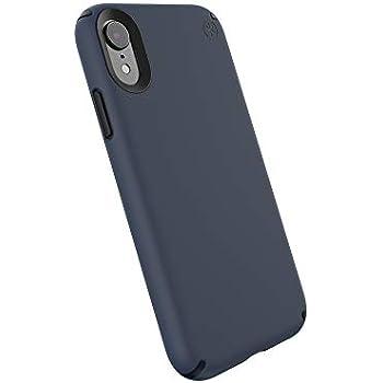 sale retailer eac58 247b1 Speck Products Presidio Pro iPhone XR Case, Eclipse Blue/Carbon Black